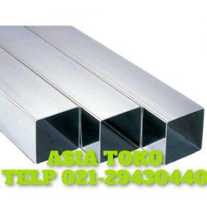 Distributor Hollow Stainless Steel 4x4 Supra Jakarta