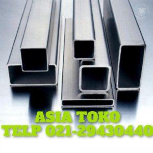 Distributor Hollow Stainless Steel 4x6 Supra Jakarta